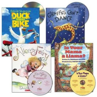 ISO: Read Aloud book and CD sets