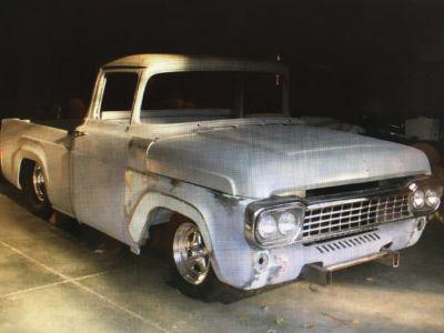 1958 Ford F-100, Pro Street Truck