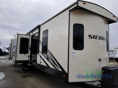 2018 Forest River Rv Sierra Destination Trailers 403RD