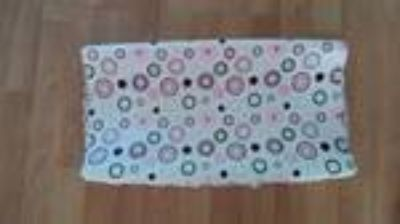 Changing table pink cover