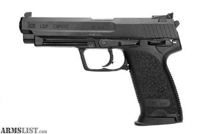 Want To Buy: HK USP .45 Expert
