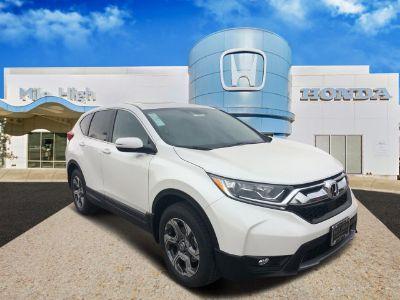 2019 Honda CR-V EX-L (Platinum White)
