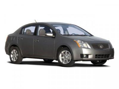 2008 Nissan Sentra 2.0 (White)