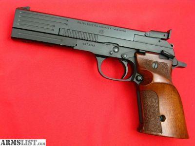 Want To Buy: Beretta 89 Target 22LR