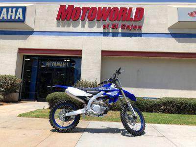 2019 Yamaha YZ450F Motocross Motorcycles EL Cajon, CA
