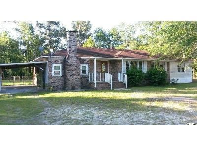 4 Bed 3 Bath Foreclosure Property in Salters, SC 29590 - Council Rd