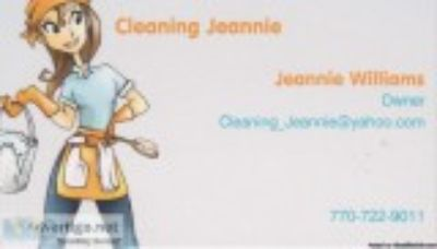 House Cleaning - Let Me Do Your Dirty Work
