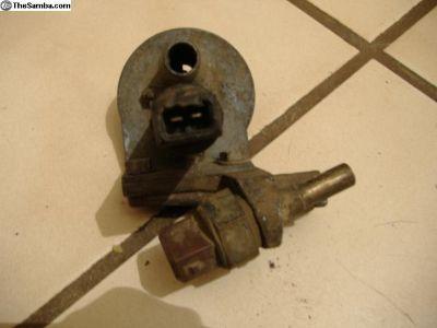 VW Beetle Auxililary air valve 0280140101