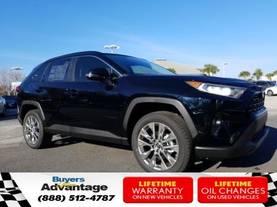 2019 Toyota RAV4 XLE Premium (Midnight Black Metallic)
