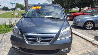 2005 Honda Odyssey Touring (Anthracite silver)