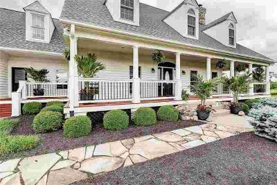 14704 North SHELBORNE Road Westfield Four BR, Beautiful 20 acre