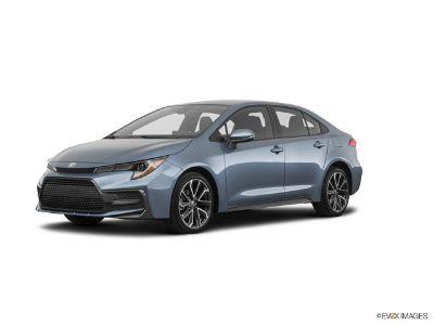 2020 Toyota Corolla S PLUS 6 SPEED (Celestite Gray Metallic)