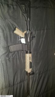 For Sale: RUGER.MAGPUL AR 223/556