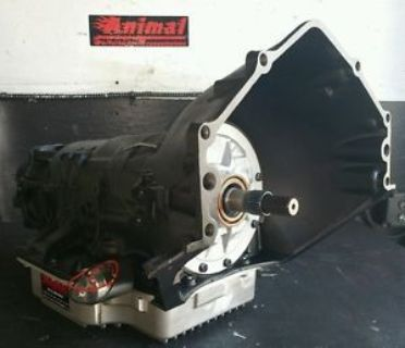 Purchase TH400 Dominator 2.10 Ratio Drag Race W/Pro BILLET TBRAKE 2000+ HP motorcycle in Land O' Lakes, Florida, United States, for US $7,650.00