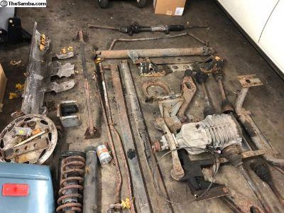 Volkswagen Vanagon Syncro Parts