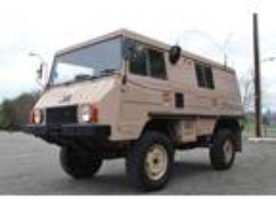 1977 Steyr-Daimler-Puch Pinzgauer 710K - Camper