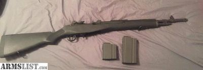For Sale/Trade: M1a Scout Squad brand new.