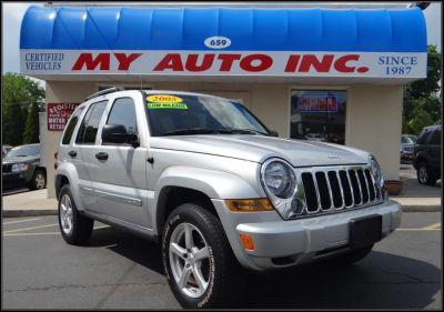 2005 Jeep Liberty Limited (Bright Silver Metallic)