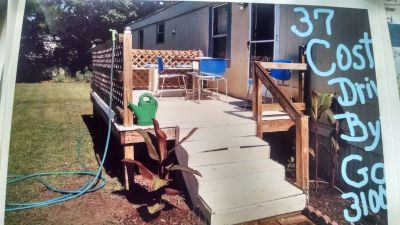3 bedroom 2 ba. mobile home for sale by owner