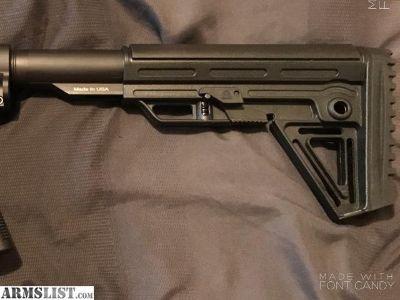 For Sale: Guntec USA AR-15 MLS Stock