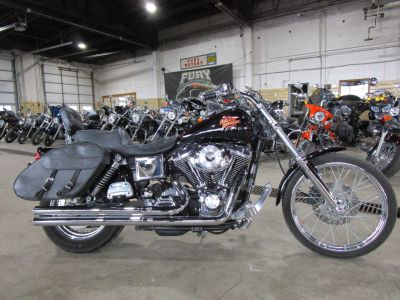 2000 Harley-Davidson FXDWG Dyna Wide Glide Cruiser Motorcycles South Saint Paul, MN
