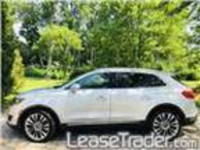 2017 Lincoln MKX Reserve Lease