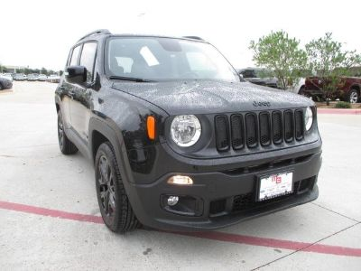 2018 Jeep Renegade ALTITUDE 4X2 (black)
