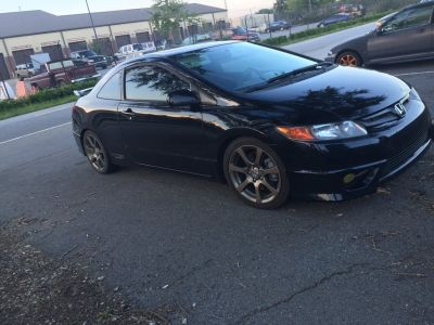 civic si 6 speed trade for a mustang gt