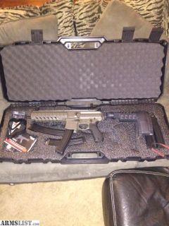 For Sale/Trade: Sig mpx!!