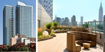 1 Bedroom Available in 2 Bedroom Luxury Apartment in Midtown West/Hell's Kitchen