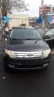 2007 Ford Edge SEL Plus (Black Clearcoat)