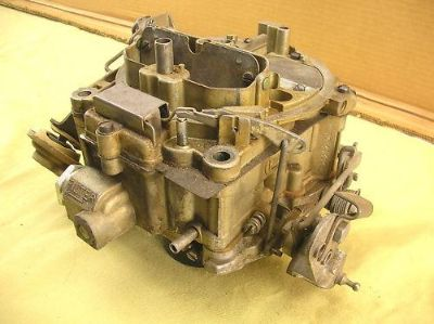 Find 68 Camaro 327 350cu Rochester Quardajet Carburetor Qjet Carb 7028212 DH motorcycle in Sunnyvale, California, US, for US $199.99