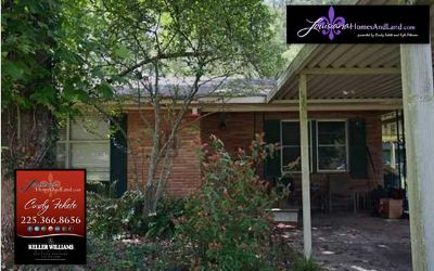 $75,000, An Investors Dream Has Just Been Listed in Baton Rouge LA