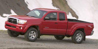 2007 Toyota Tacoma V6 (Speedway Blue)