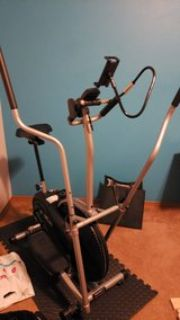 Bike/ Elliptical Combo