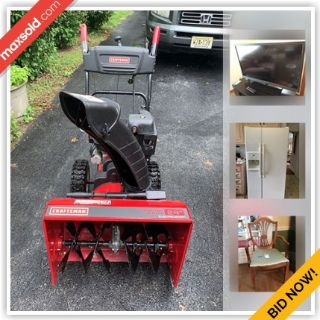Ridley Park Estate Sale Online Auction..