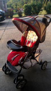 Graco connect stroller.