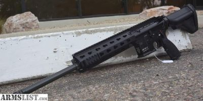 For Sale: HK MR556-A1 AR-15 5.56mm 16