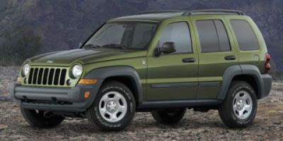 2007 Jeep Liberty Sport (Blue)