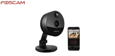 Brand New High Quality Foscam Indoor 720P Wireless Night Vision Plug and Play IP Camera, IR-Cut...