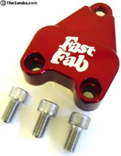 Fast Fab Oil Cooler Block Off -