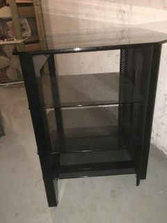 TV STEREO MEDIA STAND