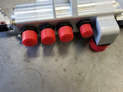 Daily oil pump