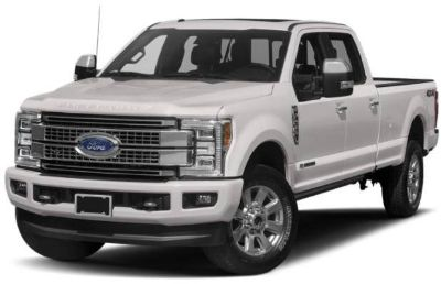 2019 Ford Super Duty F-250 SRW 4WD