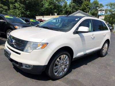 2010 Ford Edge Limited (White Suede)