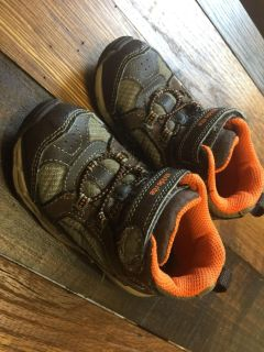 Toddler boys stride rite shoes