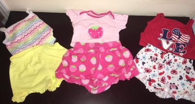 3-Outfits 18M