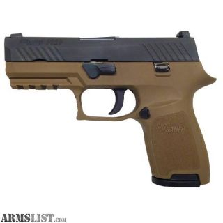For Sale: Sig Sauer P320 Compact 9mm NEW!