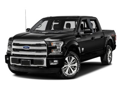2017 Ford F-150 King Ranch (Red)