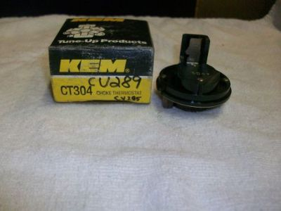 Purchase Choke Thermostat Kemparts CT304 Buick, Chevrolet, Oldsmobile, Pontiac motorcycle in Saint Louis, Missouri, United States, for US $36.00